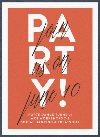 Party June 10th 2016