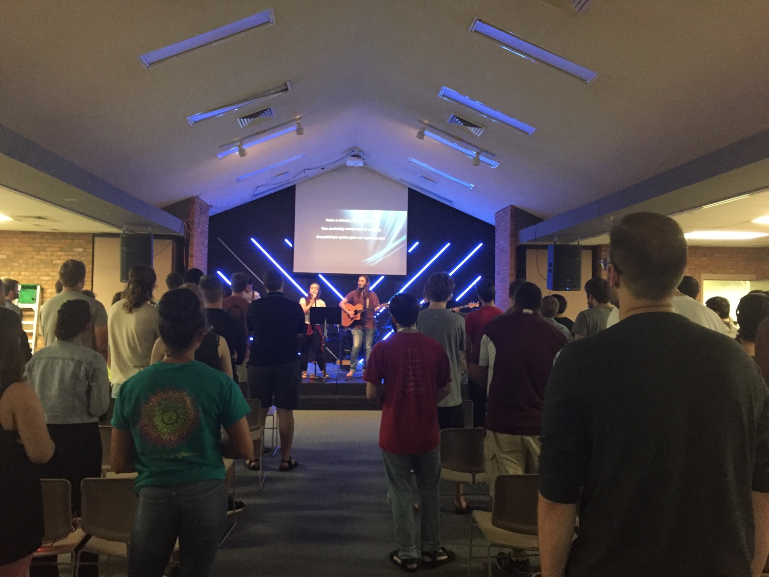 TUESDAY NIGHT WORSHIP - Tuesday Night Worship is every Tuesday night @ 7pm at the Baptist Student Center @ KSU Marietta. Join us for a night of worship and fellowship, and a relevant message.
