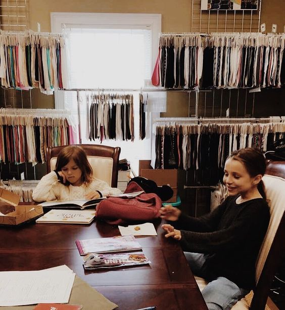 interview with working mom Mary Beth Johnson, creator of Everywear Kids