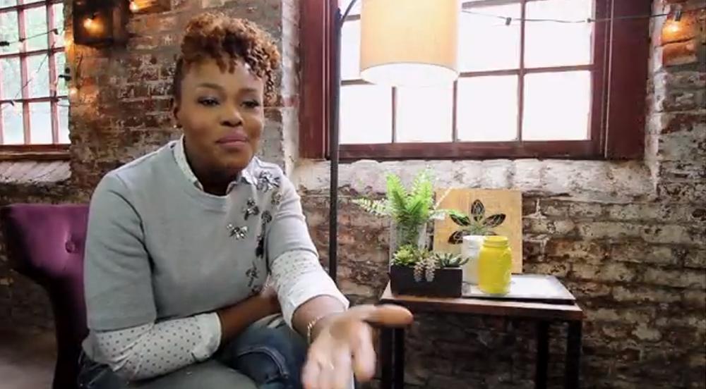 Leslie Nwoke explains how important community is for work at home moms