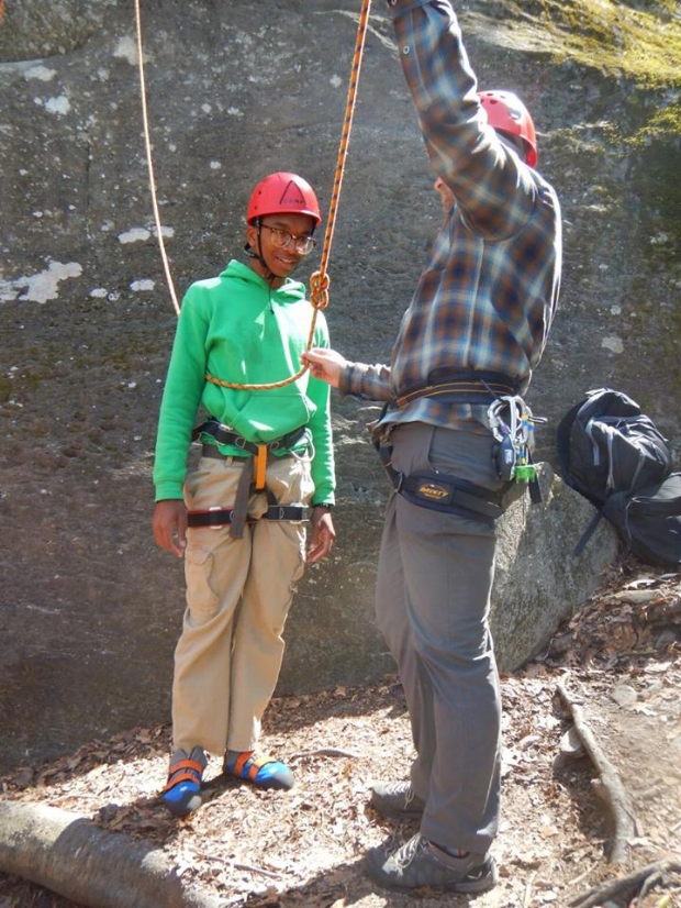 What Rock Climbing at AML is Really About — Appalachian