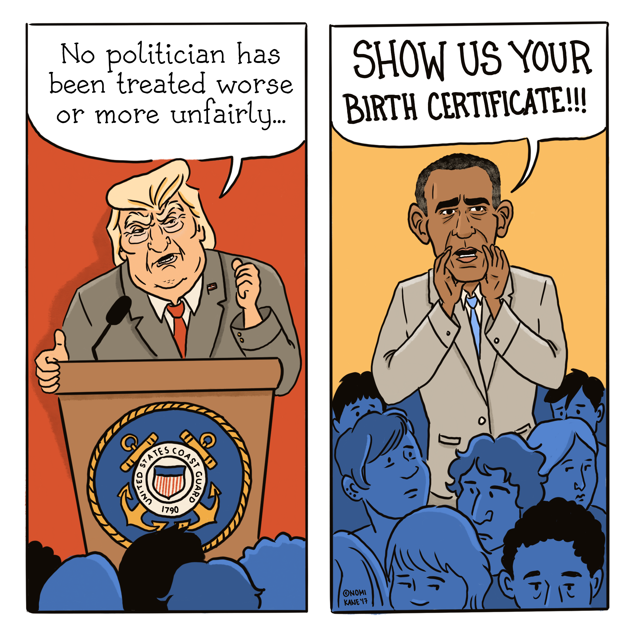 This Cartoon was originally published on  The Nib