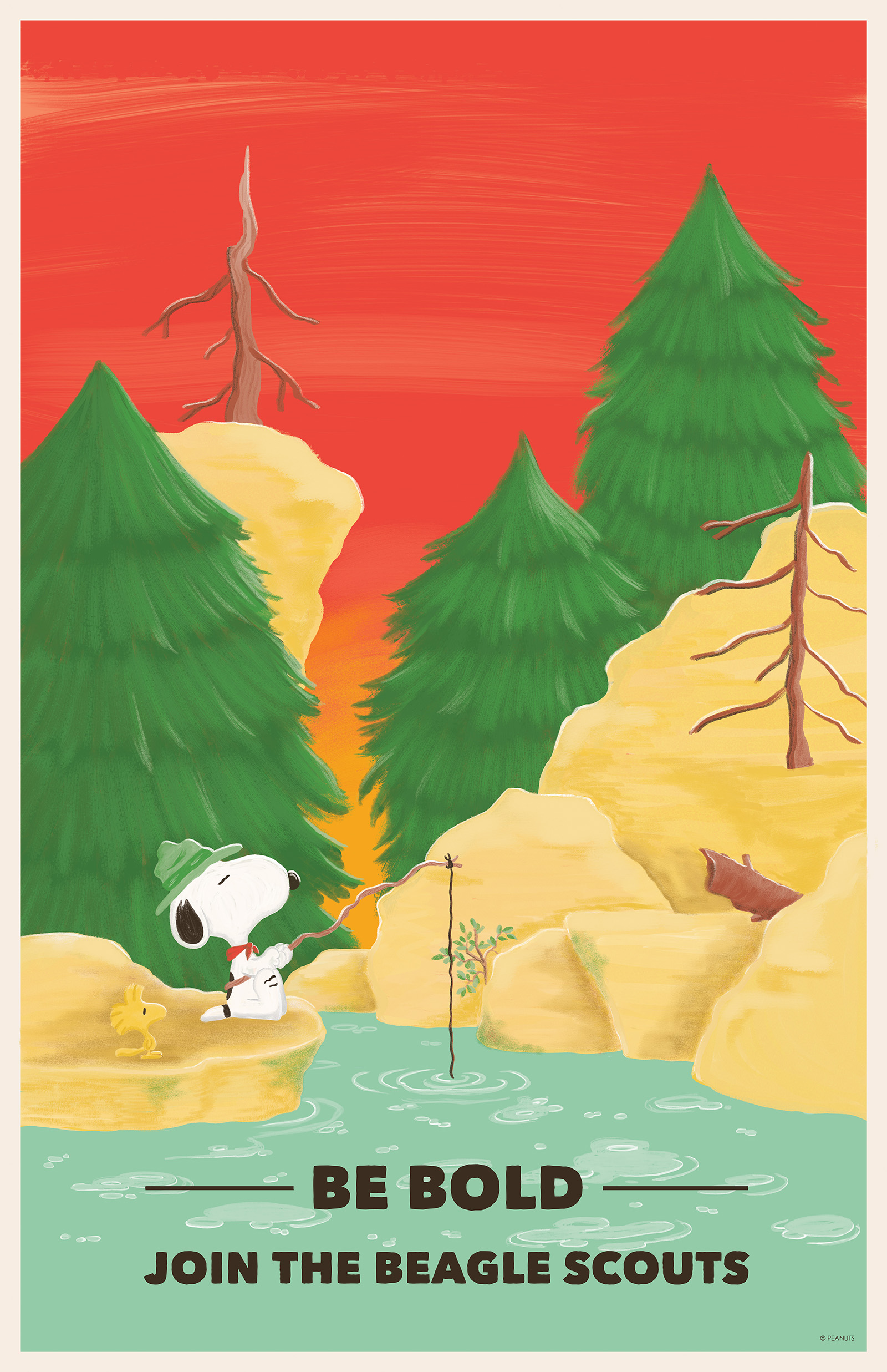 *Character intellectual property of Charles M. Schulz. © Peanuts Worldwide LLC. Artwork by Nomi Kane