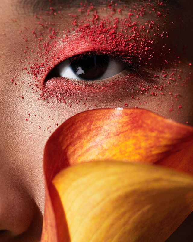 @allure Best of Beauty October 2019! @chuyan_he @thesocietynyc, creative direction by @nathaliekirsheh, styled by @rajni_jacques, makeup by @gracegraceahn, hair by @lucas.a.wilson, nails by @misspopnails, floral design by @fleurotica. Special thanks to @hall.kathryne and @chroma_ny. #allure #allurebestofbeauty @homeagency @julianwatsonagency