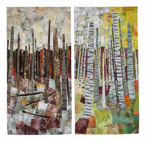 Patty Hawkins,  Forest Enigma