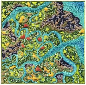 Linda Gass, Wetlands Dream Revisited