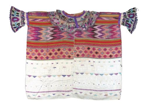 Ceremonial huipil (woman's blouse) Santa Lucía Utatlán 1930's/1940's