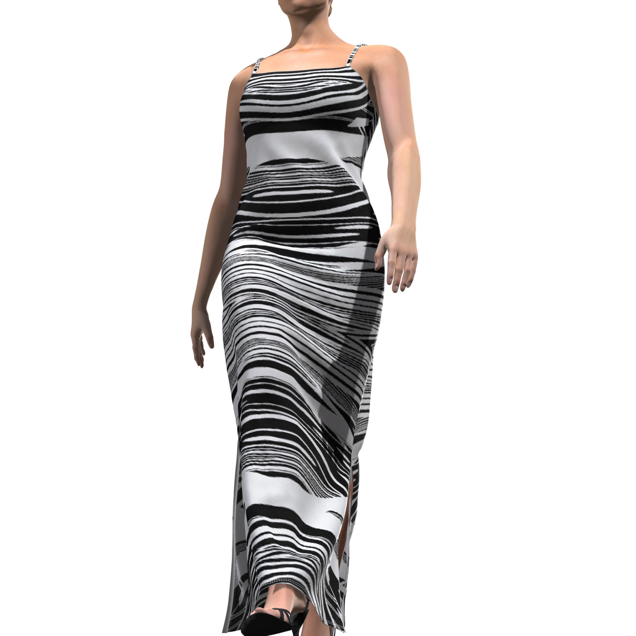 3d Digital Patterns And Virtual Sampling For Fashion