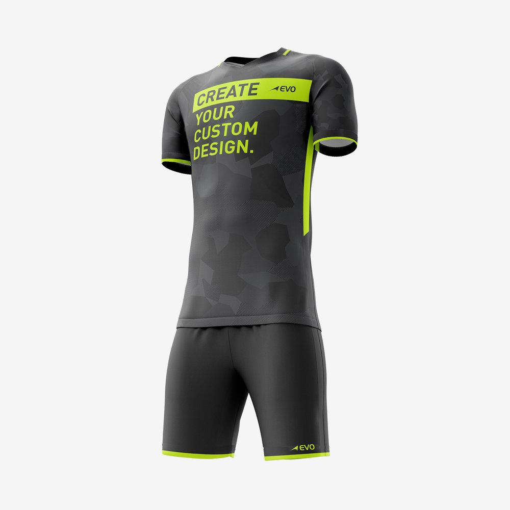 Soccer Uniforms - Custom Soccer Uniforms | EVO Sportswear