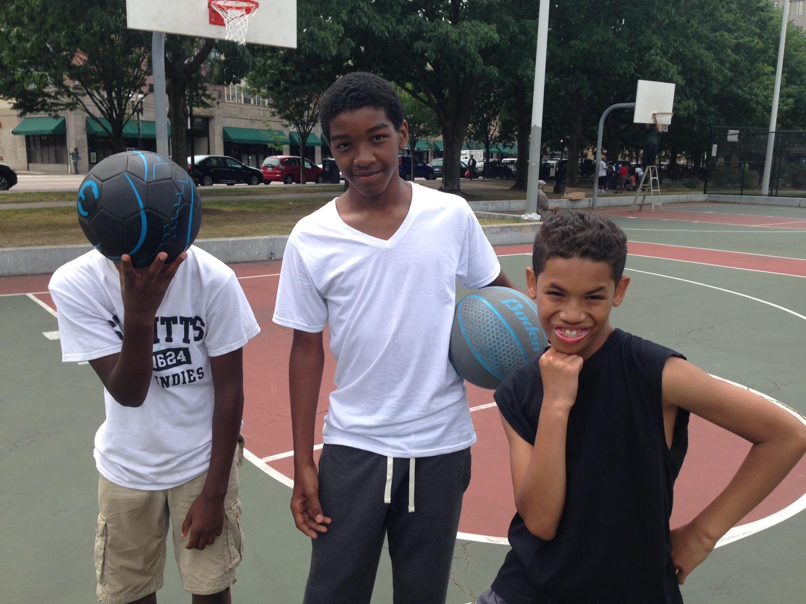 YLC Middle School Participants