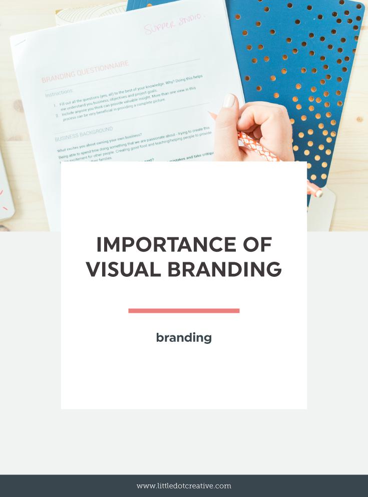 Importance of Visual Branding
