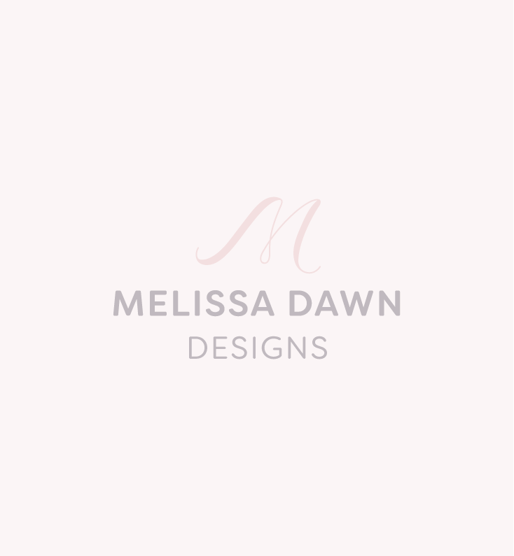 Melissa Dawn Design Branding and Squarespace Website Design on Little Dot Creative