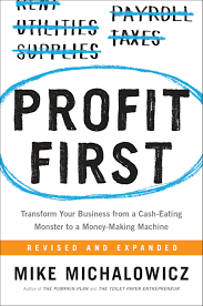 Profit First - By: Mike MichalowitzThis has been amazing for setting up financials within your business to ensure that YOU are making money (ahem, actually paying yourself). Highly recommend for ANY business owner.