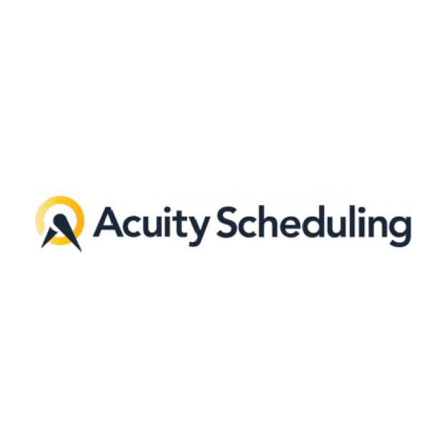 Acuity* - I use this to schedule client calls easily and efficiently. It automatically calculates any time changes or time zones. And it comes free with any Squarespace website!
