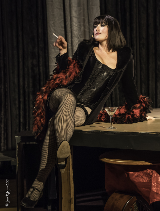 Alexis Eich - as Velma Kelly