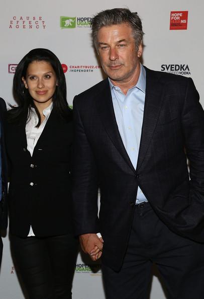 Alec & Hilaria Baldwin © Astrid Stawiarz/Getty Images
