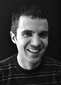 Composer Rob Gardner