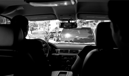 Limo service by the hour with as directed driver