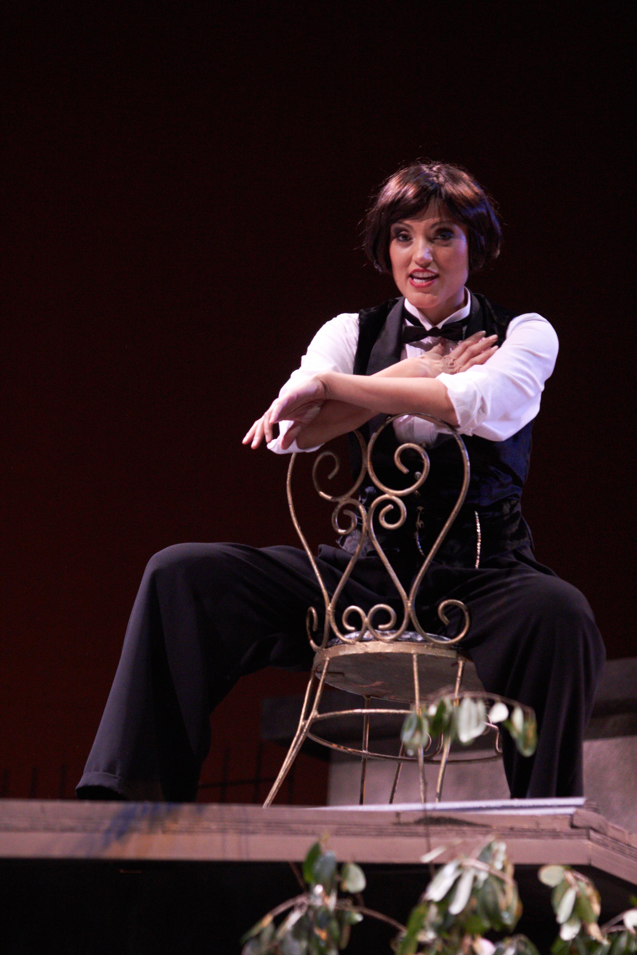 Violetta Valery - Bronwen Forbay  La Traviata  Cape Town Opera