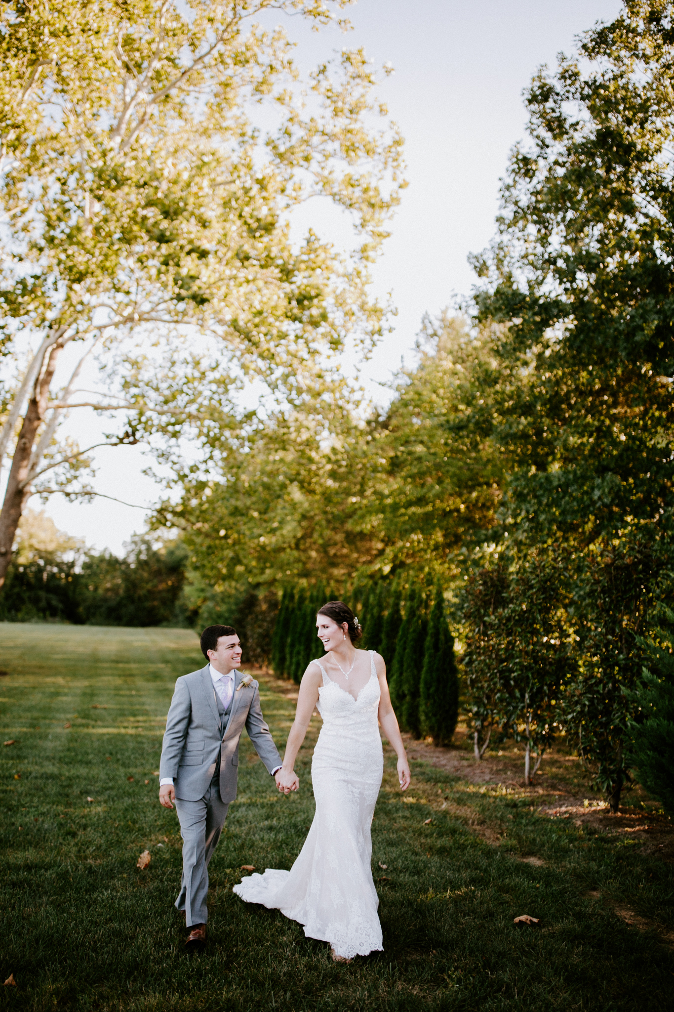 """Sarah has a true kindness and passion for making you feel incredibly beautiful and special through her photos. We recommend her 1000% to anyone who is looking for a photographer! She captured our wedding so beautifully and uniquely. Her heart and attitude is contagious and will leave you excited to work with her more!""  MEGAN+AJ"