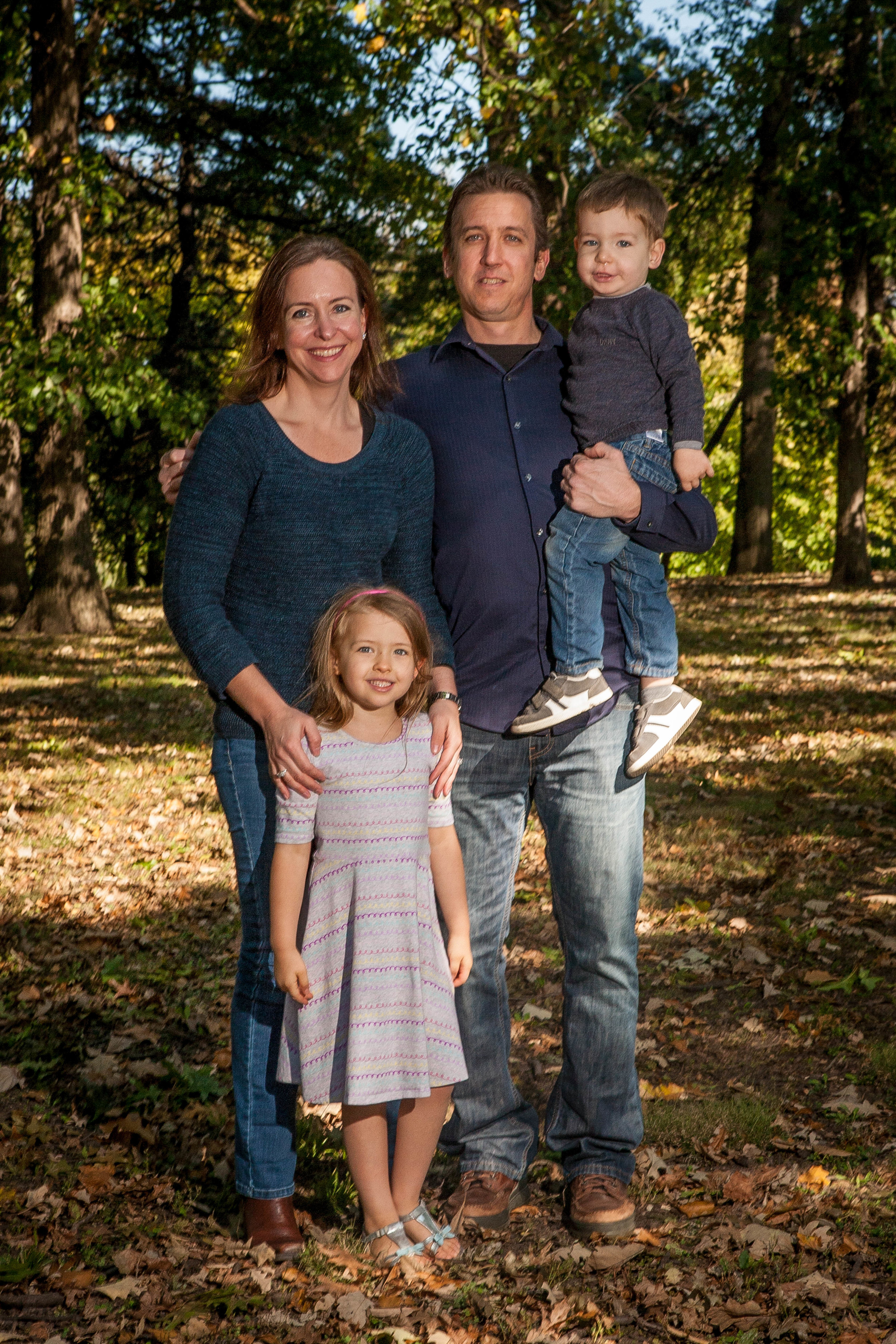 Chicago outdoor family photographer