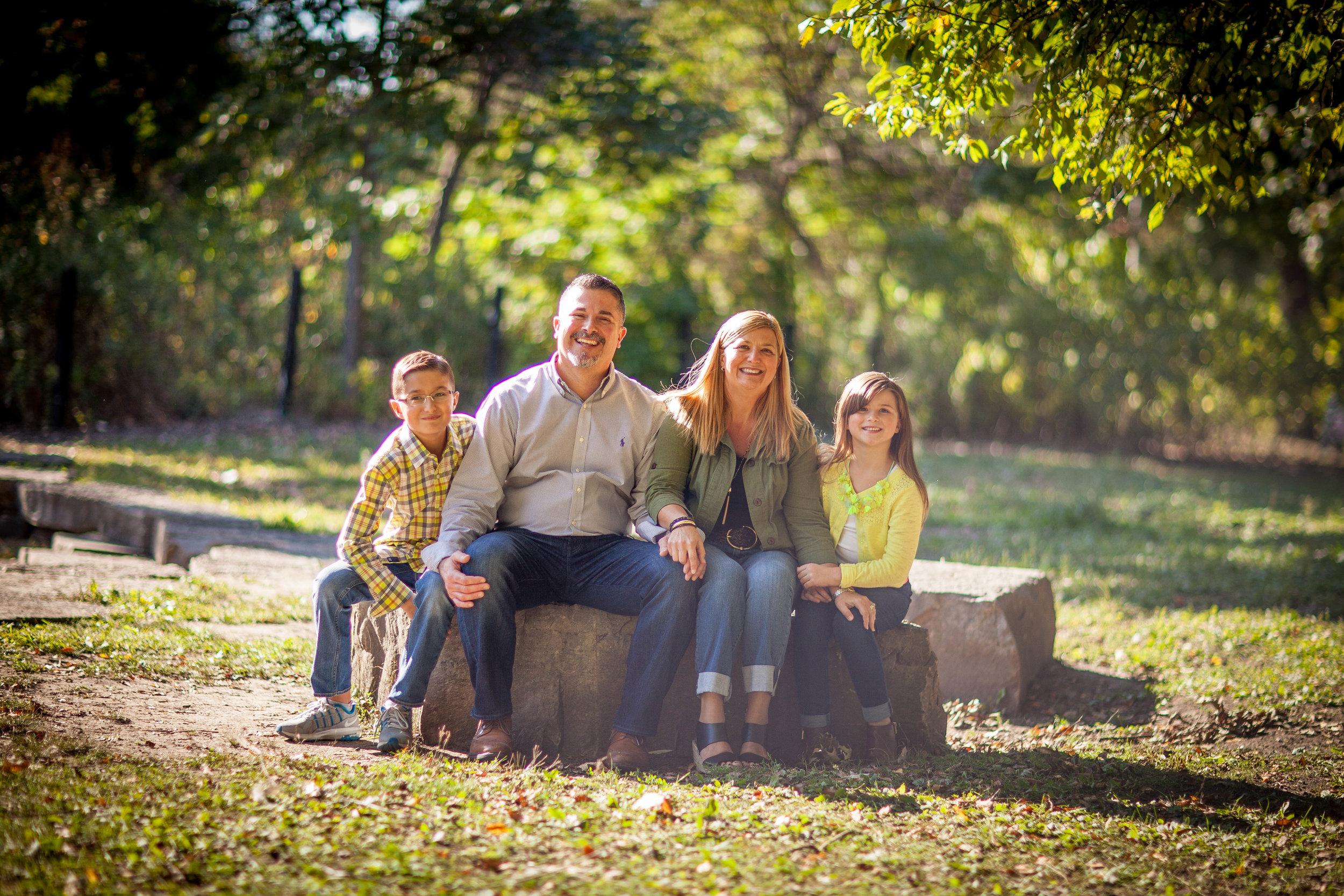 edgebrook, chicago family photographers