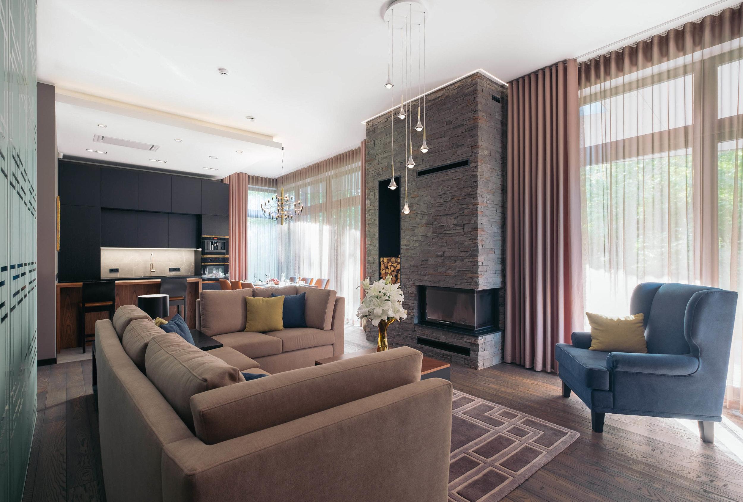 Interior design by VB Design
