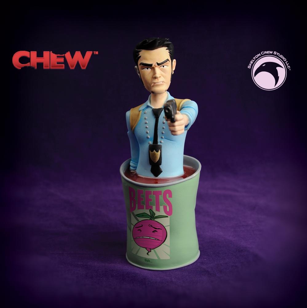 Chew Mini-bust