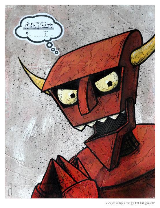 Futurama Devil