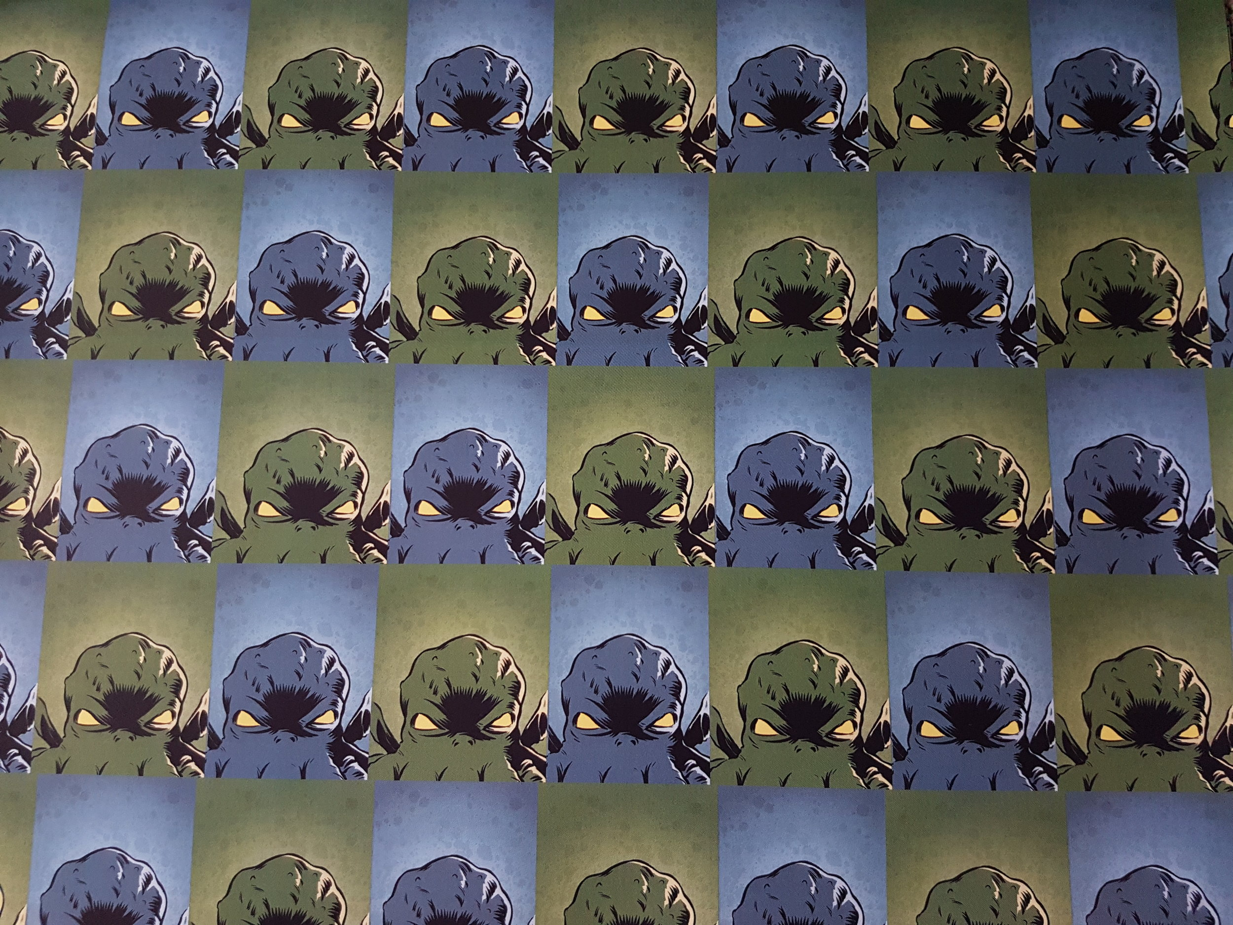 Classic Cthulhu Wrapping Paper