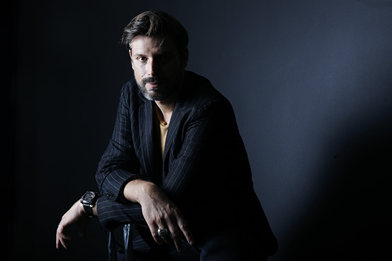 Emmanuel Cuénod, directeur du Festival Tous Ecrans.