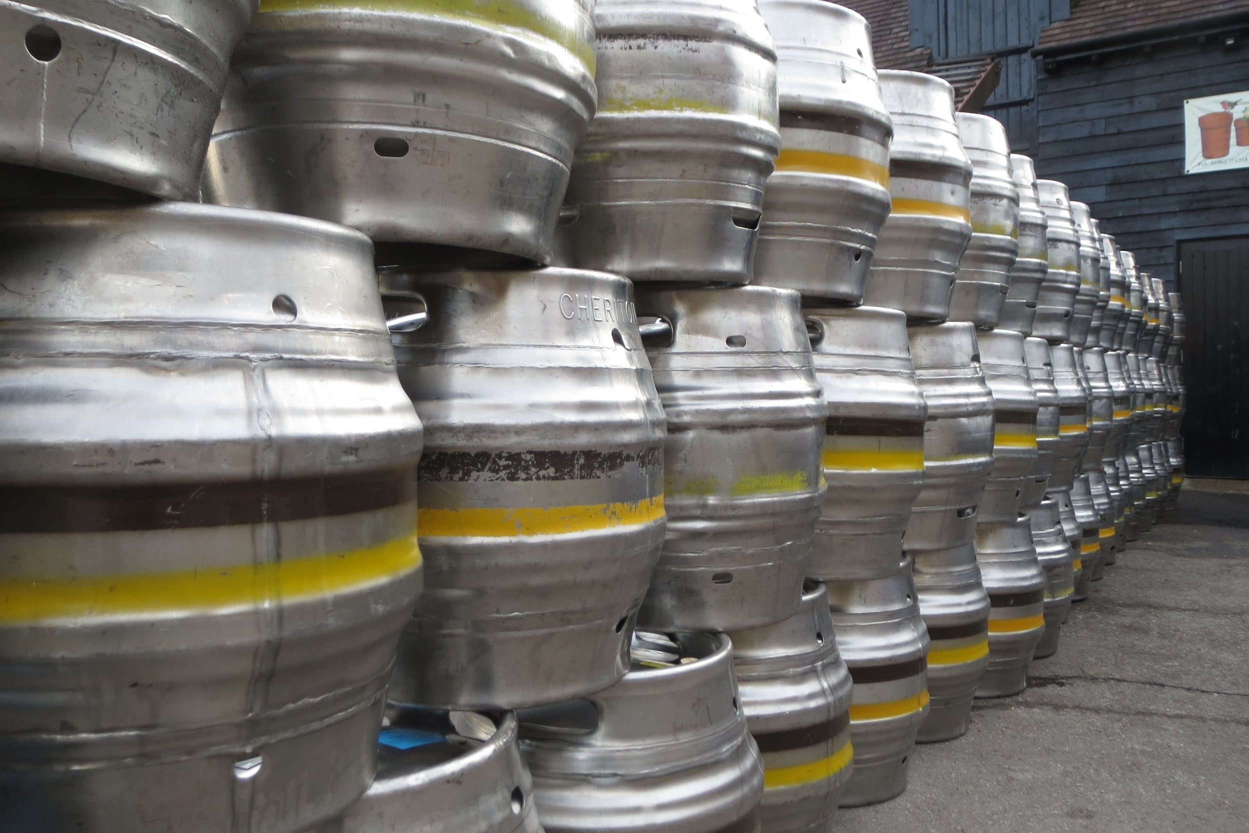 The Flower Pots Cheriton & Are you our next Assistant Brewer? \u2014 The Flower Pots Cheriton