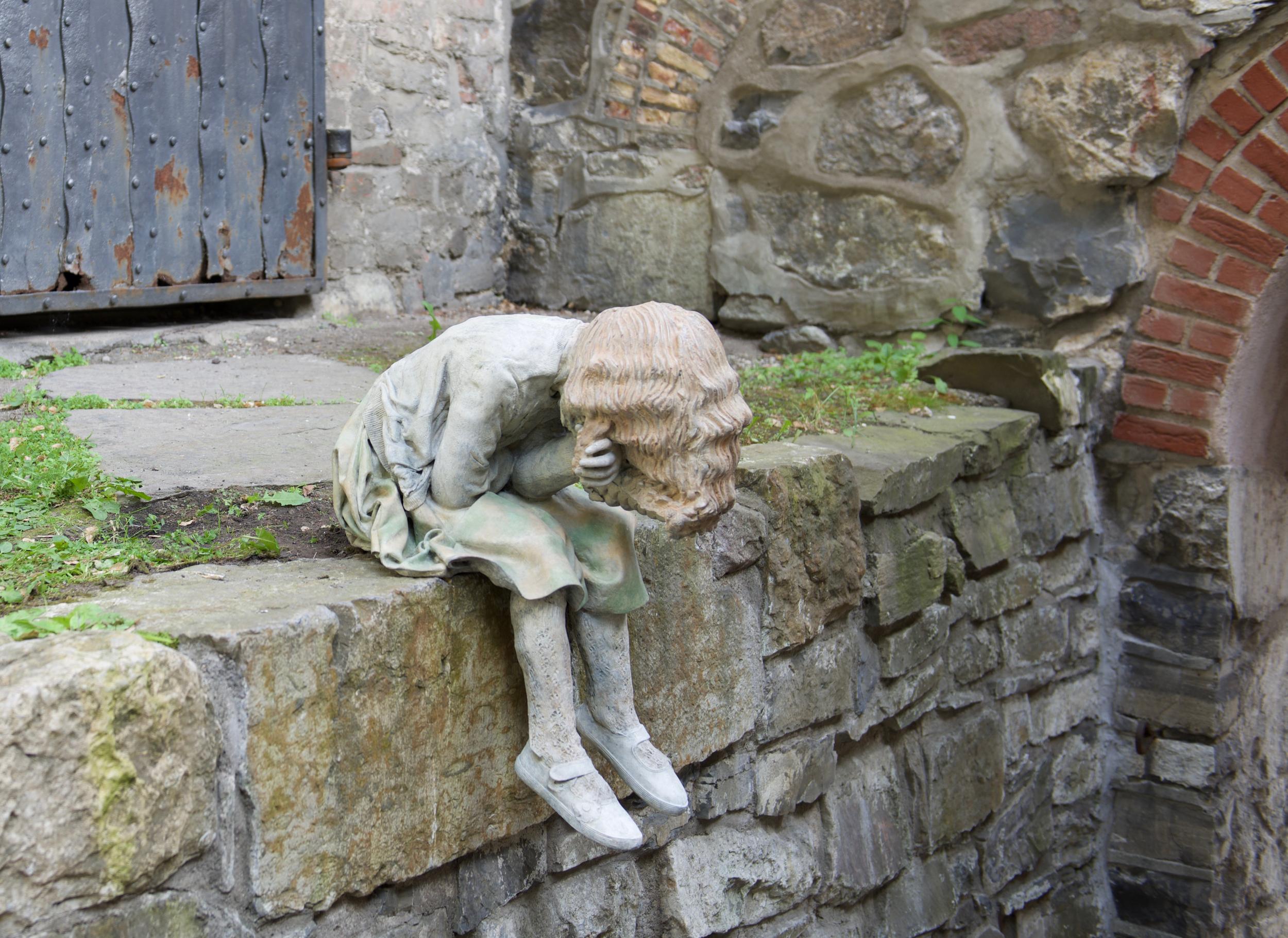 5. Skulpturpark av Laura Ford på Akershus Festning. Foto: Oslo International Sculpture Exhibition