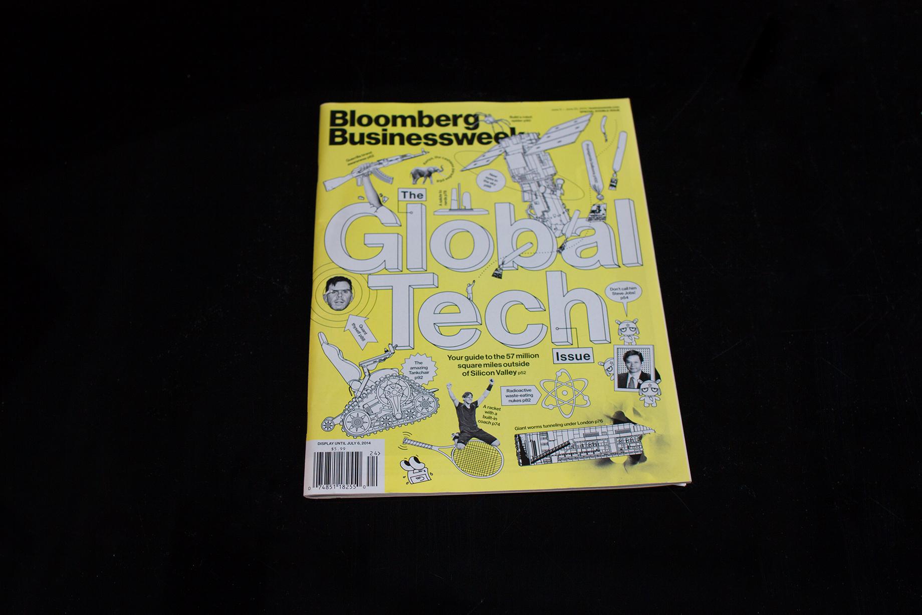 Bloomberg Business News