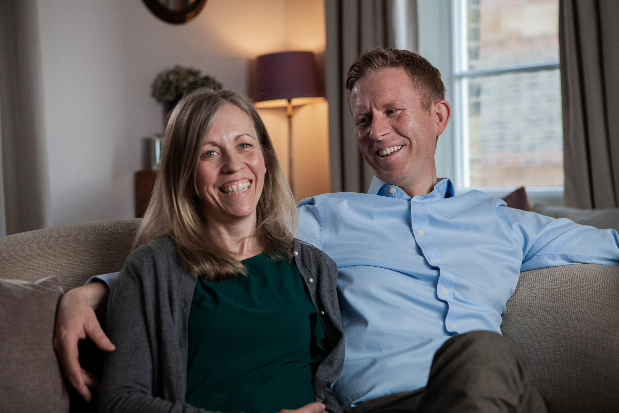 """""""The Marriage Course certainly transformed our marriage. It made us realise that we didn't just want to be in a marriage, that we wanted to have a really thriving marriage.""""... Read more"""