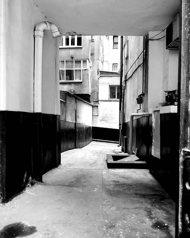 Black & White Bucharest __________ (All photos are taken with mobile phone)