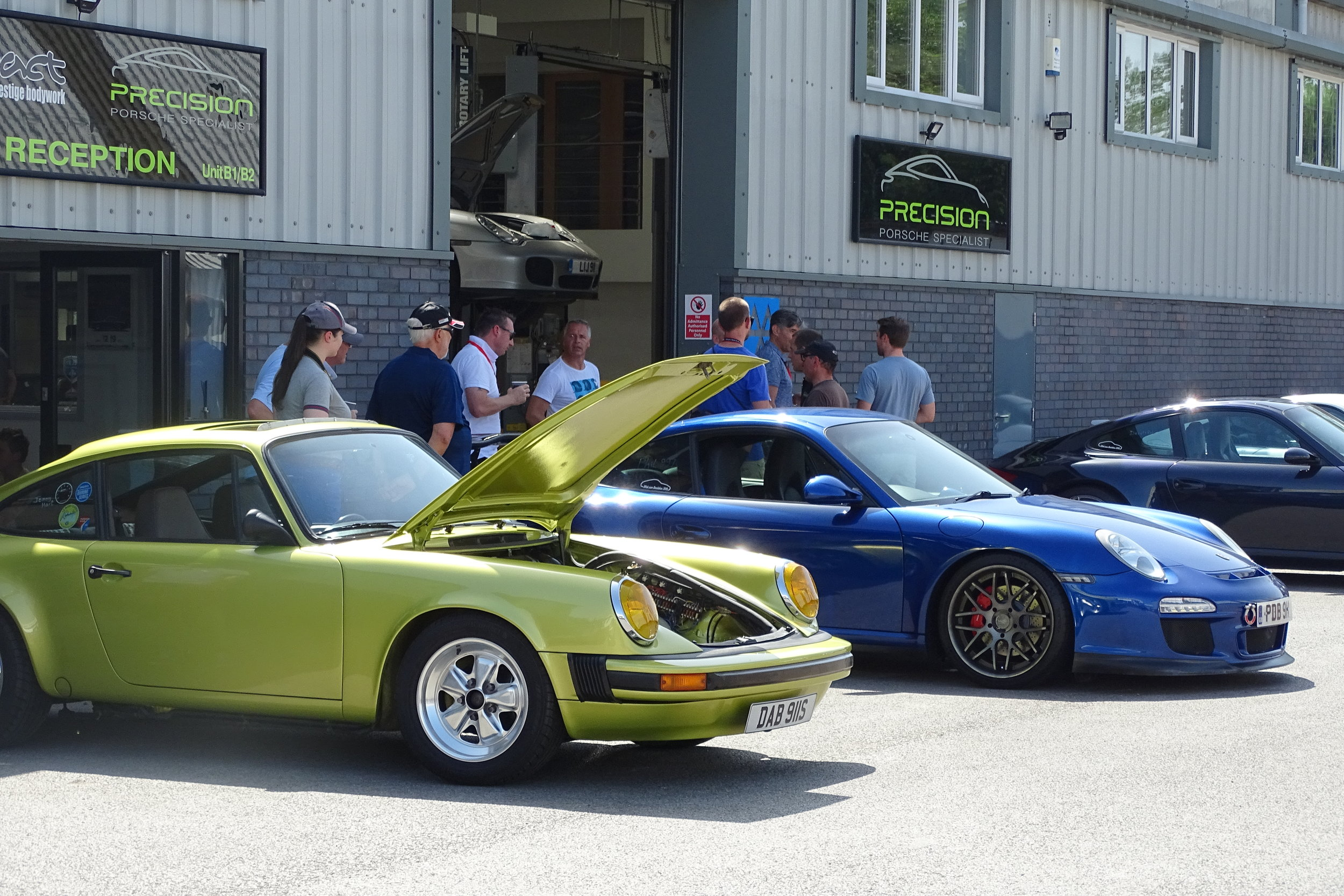 News — Precision Porsche - Independent Porsche specialists for