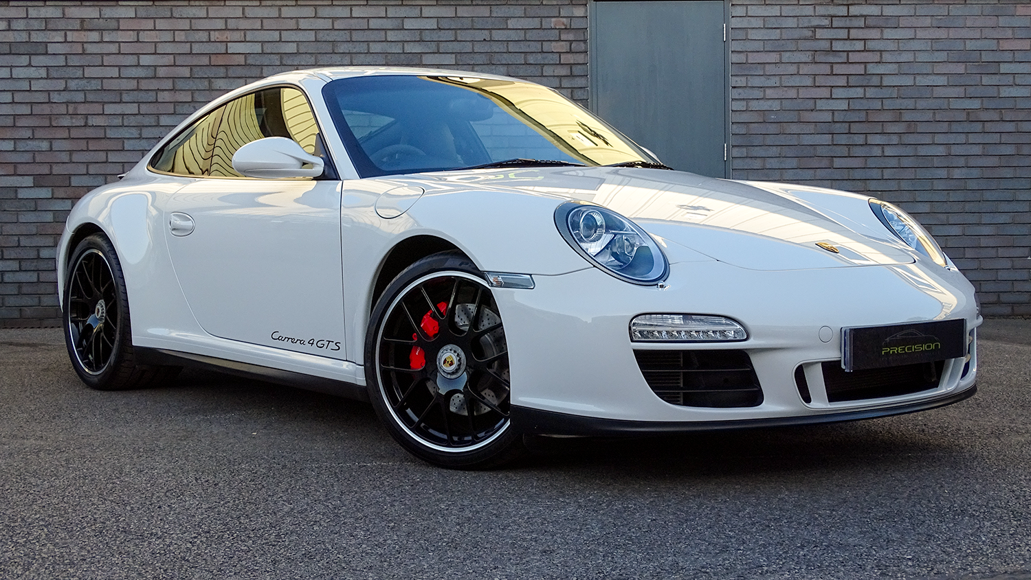 Porsche 911 Carrera 4 GTS - Colour: Carrera WhiteInterior: Black Leather/AlcantaraYear: 2012Mileage: 22,639Engine: 3.8 Litre Flat SixTransmission: 7-Speed PDKBody Style: Coupe (997)Fuel: PetrolDrivetrain: 4 wheel drive