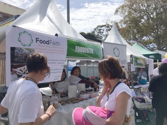 Advance FoodFaith Fair!