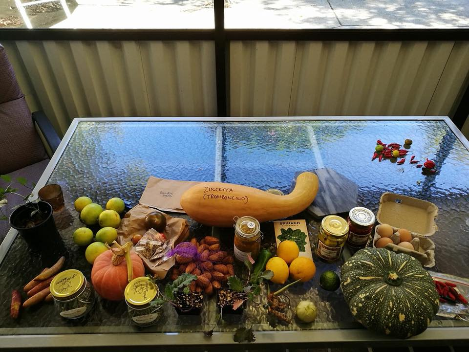 Fresh food ready to be swapped Source Crop Swap Sydney.jpg