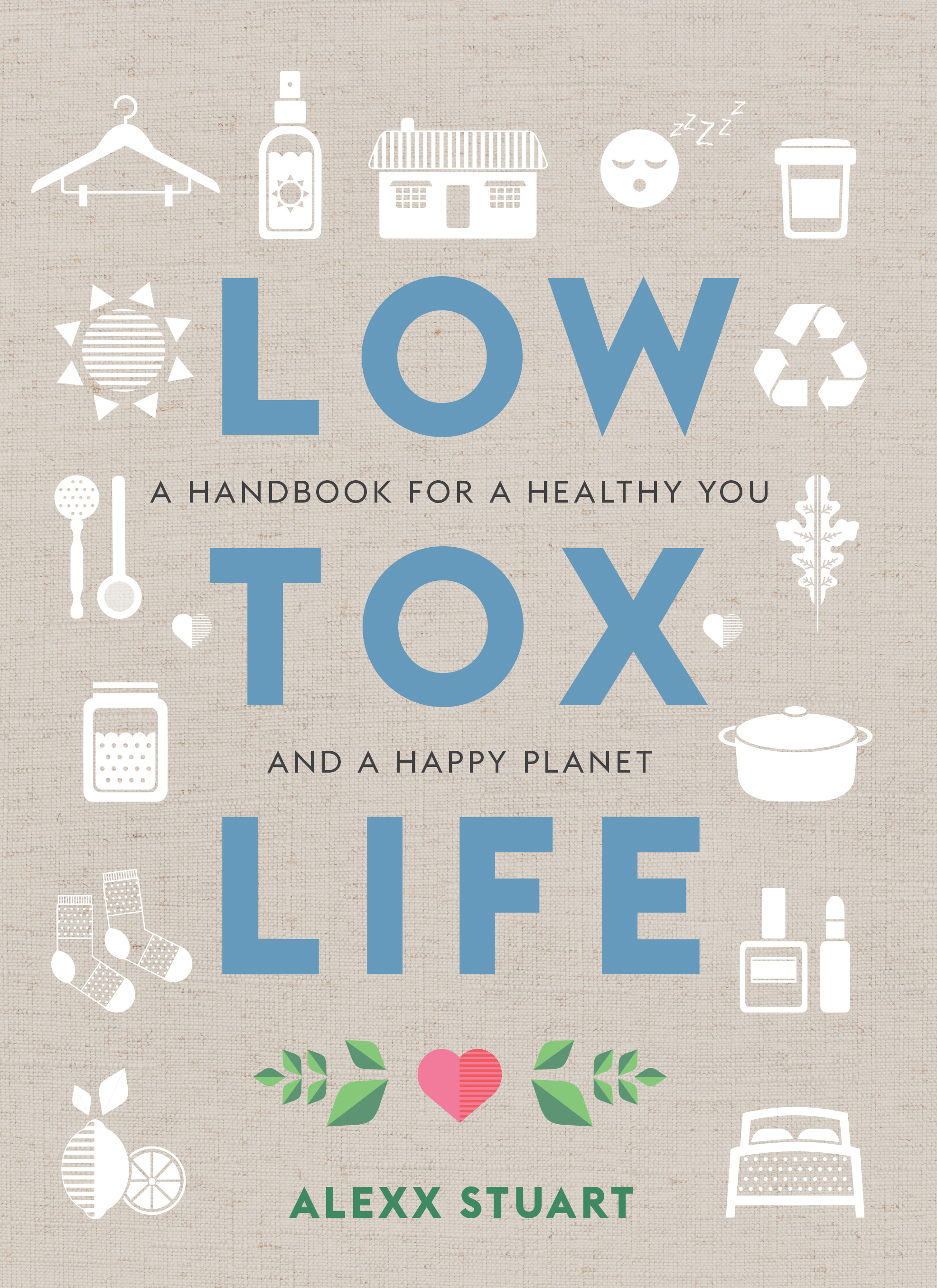- Today's recipe comes from the wonderful book Low Tox Life by Alexx Stuart. Not only does it have some delicious recipes but it really is a handbook for a healthy you and a happy planet, something we at FoodFaith can really get behind!Of this particular recipe, Alexx says