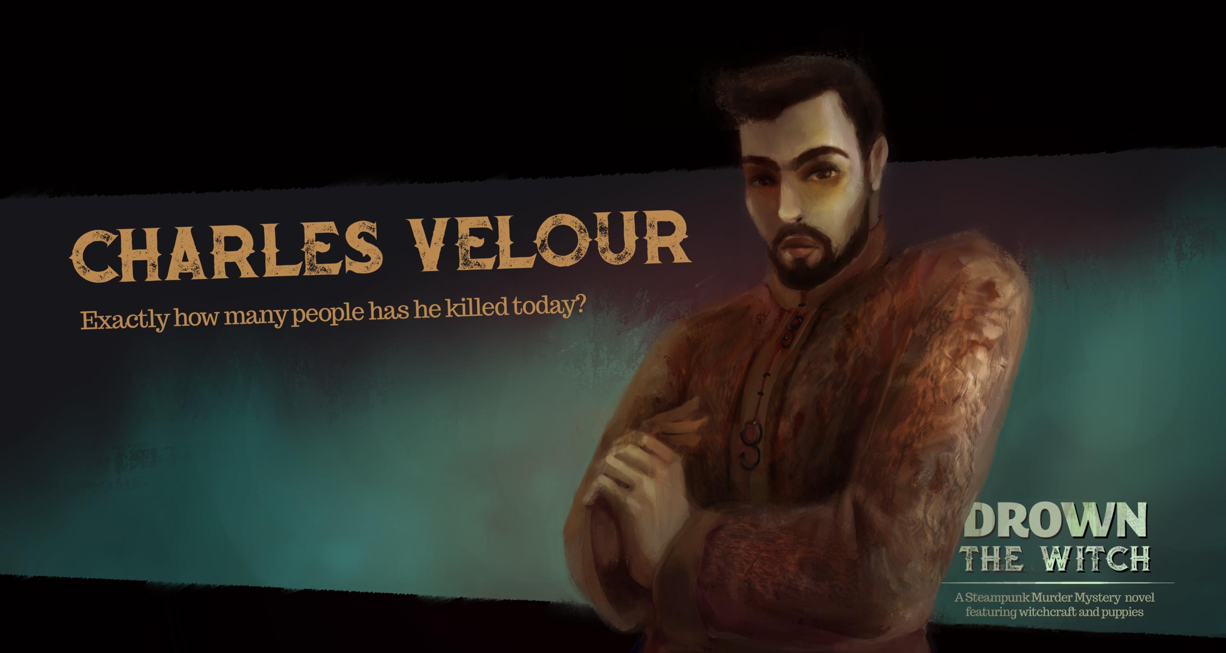 Charles Velour