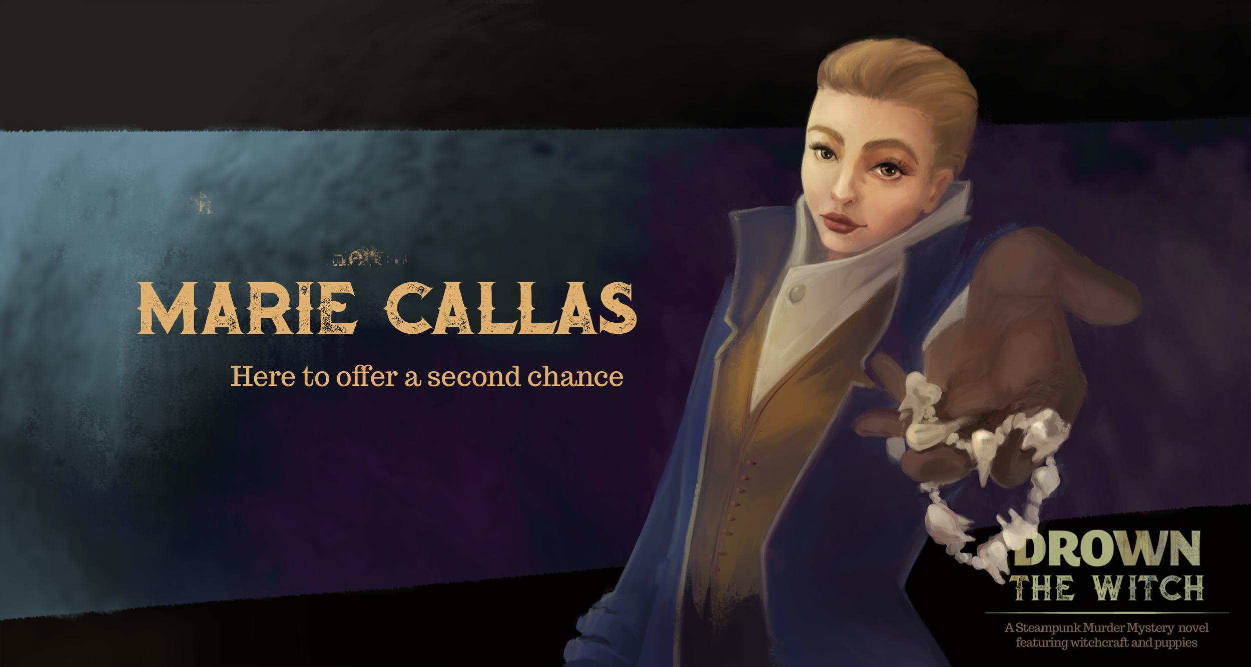 Marie Callas