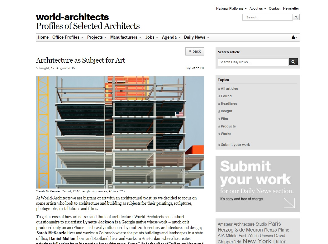 World Architects