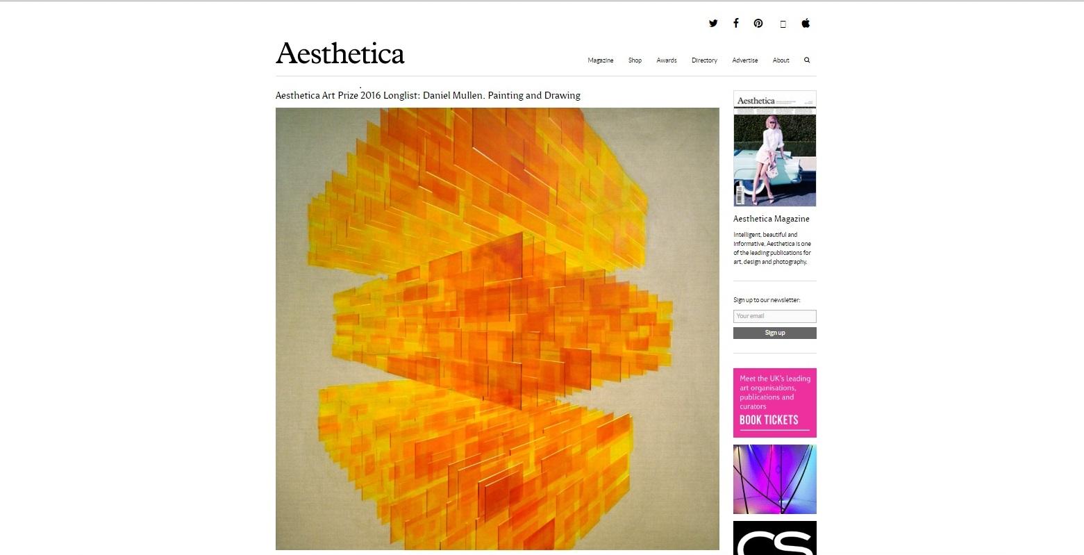 Aesthetica Art Prize