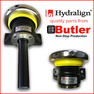 Hydralign Cor Safe Safety Chuck