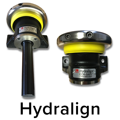 Hydralign Safety Chucks