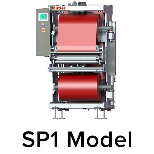 SP1 Automatic Splicer Butler Automatic