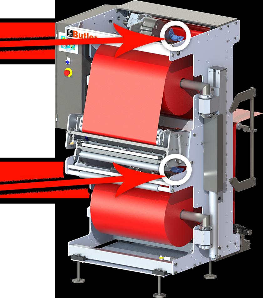 Butler Automatic Core Sensor