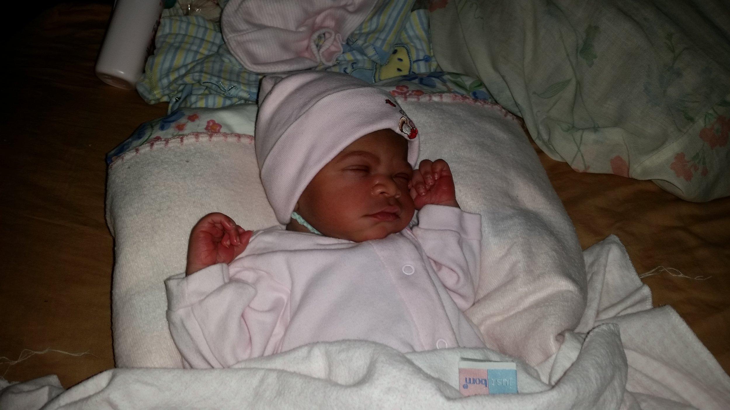 Faeka - 5 days old